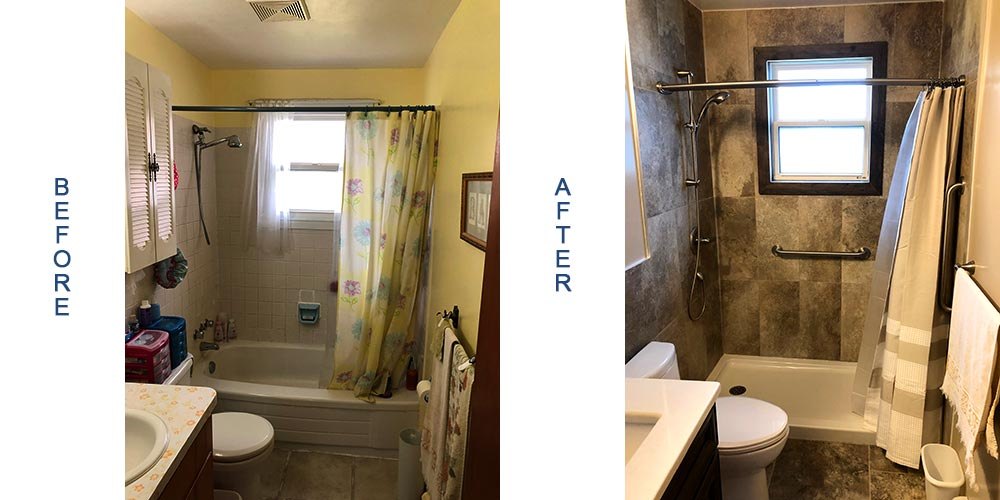 Bath | Before and After